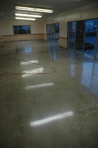 commercial concrete polish